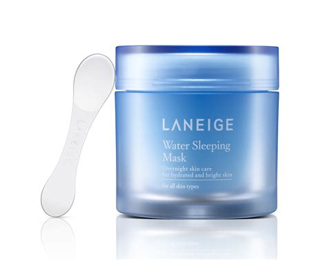 Laneige Water Sleeping Pack review laneige water sleeping mask beautifulbuns a