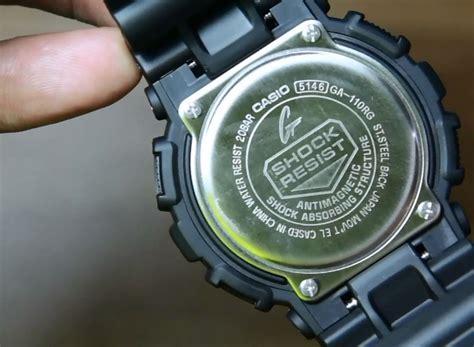Jam Tangan Casio F 200w 1a Original Bergaransi casio g shock ga 110rg 1a indowatch co id