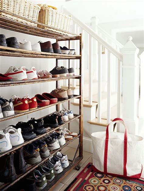 by the door shoe storage nifty shoe storage ideas by the door hometriangle