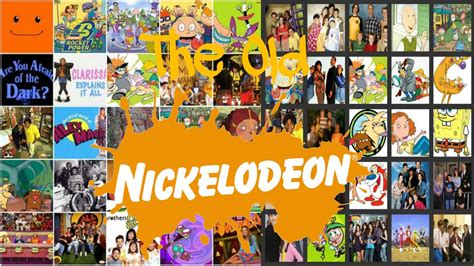 Shows In by Of Nickelodeon Www Pixshark Images