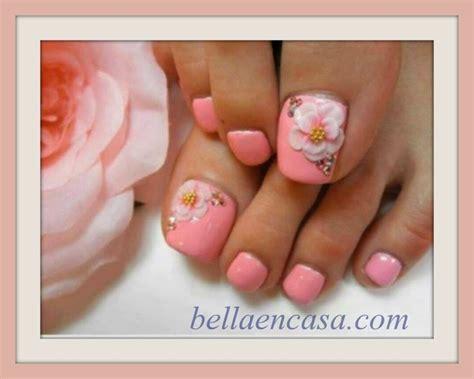 imagenes uñas decoradas de pies dise 241 os y decoraciones para u 241 as de los pies colecci 243 n de