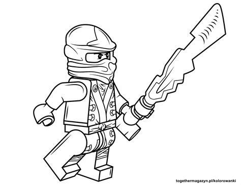 ninjago garmadon coloring pages lego ninjago togethermagazyn