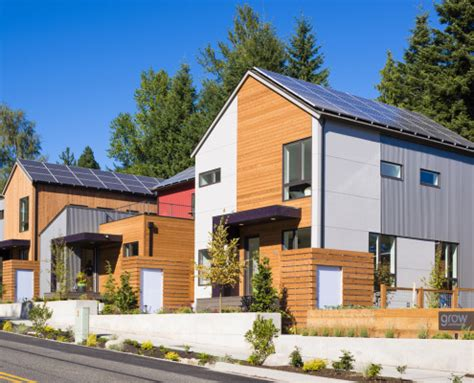 Duplex Homes by Grow Community Bainbridge Island 35 Min Ferry Ride From
