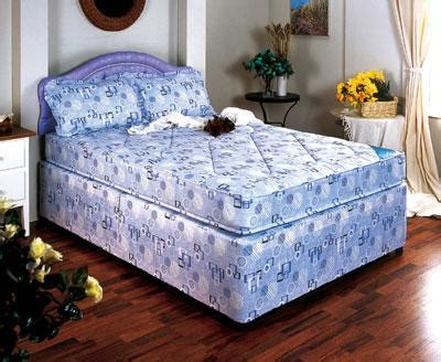 Caesar Size Bed by Mattresses Orchards