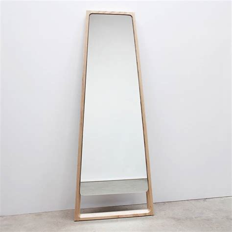 chamfer floor mirror iconic nz design art objects