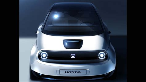 2019 Honda Electric Car by Honda Will Preview New Electric Car At Geneva 2019