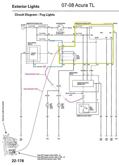 Marvellous Wiring Diagram 2001 Acura Cl Type Pictures - Best Image ...