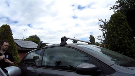 Roof Rack Polo by Roof Bars And Three Cycle Racks On A Polo 3 Door