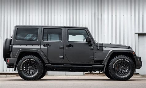 Jeep Company Jeep Wrangler Gets Makeover By Chelsea Truck Company
