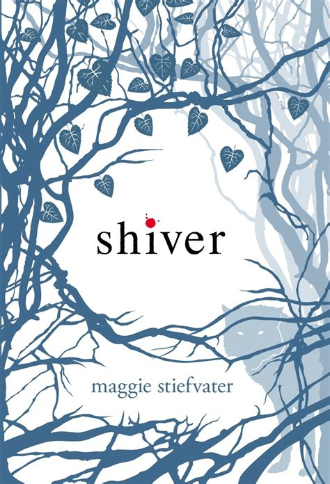 readers book shiver by maggie stievater