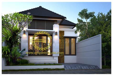 design rumah minimalis luas tanah 105 desain rumah 1 lantai 3 kamar lebar tanah 7 meter dengan
