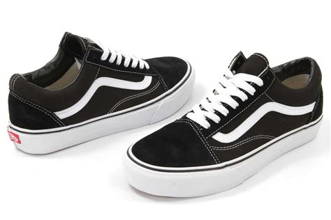 Vans Skool Blackl White Jual Vans Oldskool vans skool black and white oxforddynamics co uk