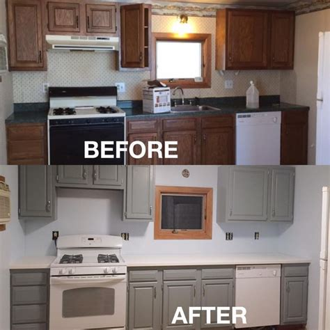 Rustoleum Kitchen Cabinet Paint Best 25 Rustoleum Cabinet Transformation Ideas On Pinterest