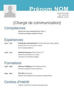 Exemple Des Cv Professionnel by Exemple De Cv Sans Experience