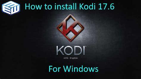 Aptoide Kodi 17 6 | how to install kodi 17 6 update for windows in 3 simple steps