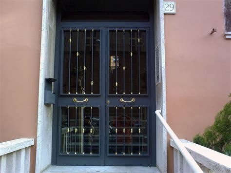 portone ingresso condominio portoni ingresso condominiali portoni ingresso condominiali