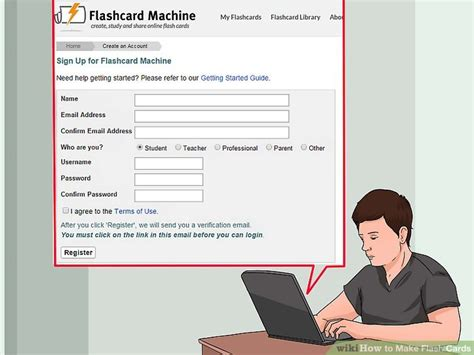 how to make flash cards at home 5 ways to make flash cards wikihow