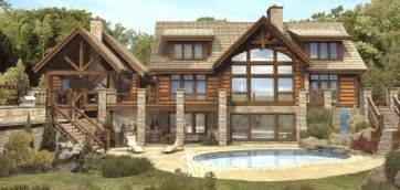 Log Home Basement Floor Plans by Log Home Floor Plans With Basement Cottage House Plans