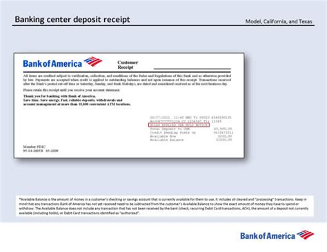 Make Money Online Direct Deposit - account information and access faqs bank of america