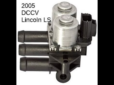 2000 lincoln ls heater valve lincoln ls dccv dual climate value heater