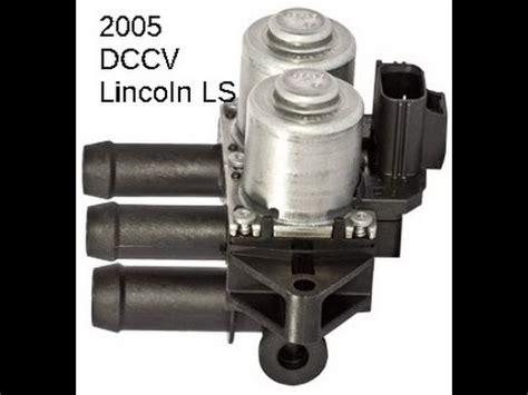 dual coolant valve lincoln ls lincoln ls dccv dual climate value heater