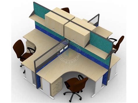 Meja Workstation workstation meja pejabat pembekal utama workstation