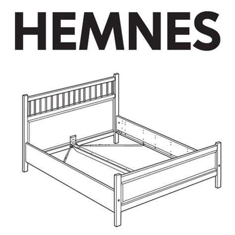 Headboard Replacement Parts by Hemnes Bed Frame Replacement Parts