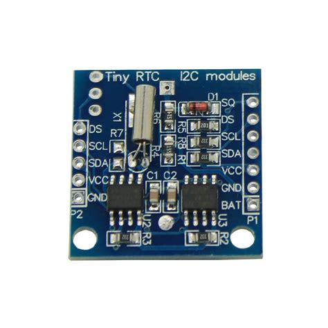 arduino tiny rtc ic real time clock module  storage