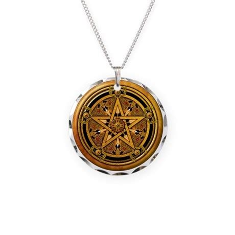 Masculine Gold masculine gold pentacle necklace by admin cp14613691