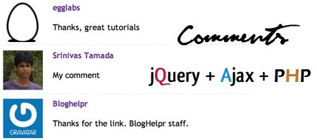 tutorial php ajax jquery programming blog tutorial ajax php jquery mysql and