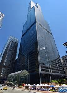 Willis Tower Chicago by Willis Tower Sears Tower