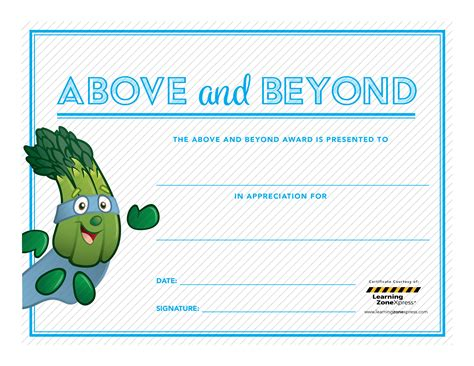 Appreciation Week 2017 Card Templates by Free Downloadable Certificates For School Nutrition