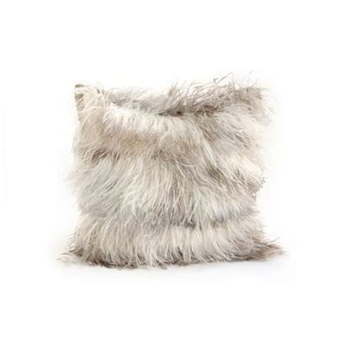 Ostrich Feather Pillow ostrich feather pillow dransfield ross luxe home