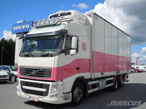 Used Volvo Fh13 Reefer Trucks Year 2010 For Sale Mascus Usa