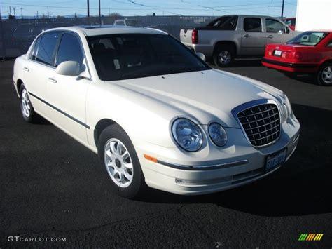 kia amanti 2005 pearl white kia amanti 57271538 gtcarlot com car