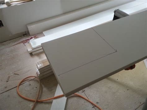 Install Window Stool by Installing Interior Window Trim A How To Guide Be The Pro