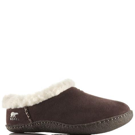 winter slippers womens womens sorel nakiska slide suede winter shoes fur lined