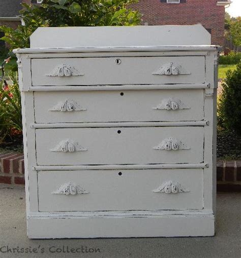 White Cottage Dresser by Painted Antiques Cottage White Dresser Dressers