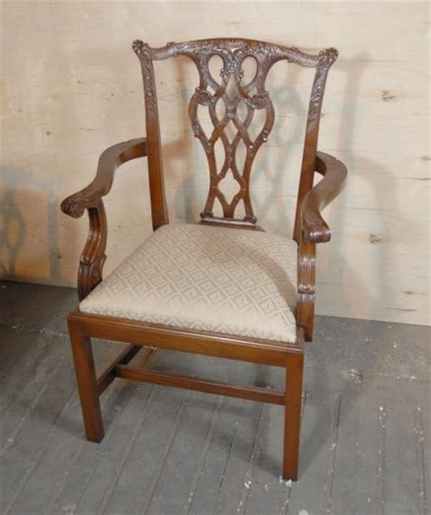 Chippendale Chairs For Sale by 8 Chippendale Dining Chairs For Sale Antiques