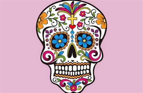 imagenes de calaveras ya coloreadas calaveras mexicanas el blog de el marques