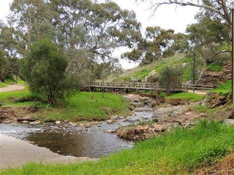 creek park creek linear park adelaide