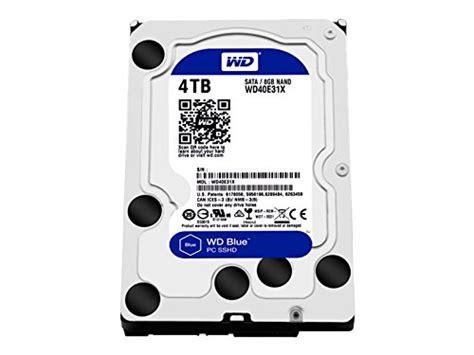 Wd Blue Desktop 3 5 Inch Drives 4tb 64mb Sata3 wd blue sshd 4tb desktop disk drive sata 6 gb s 64mb cache 3 5 inch wd40e31x buy