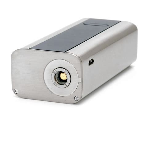 Cuboid 150 Watt Silver Mod Vape 2 authentic joyetech cuboid 150w tc silver vw mod express kit