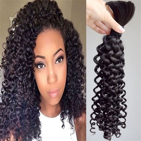 brazilian natural braids styles compare prices on curly human braiding hair online