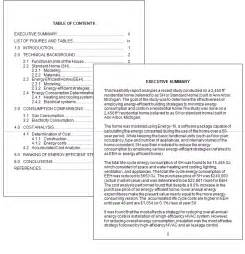online technical writing report design