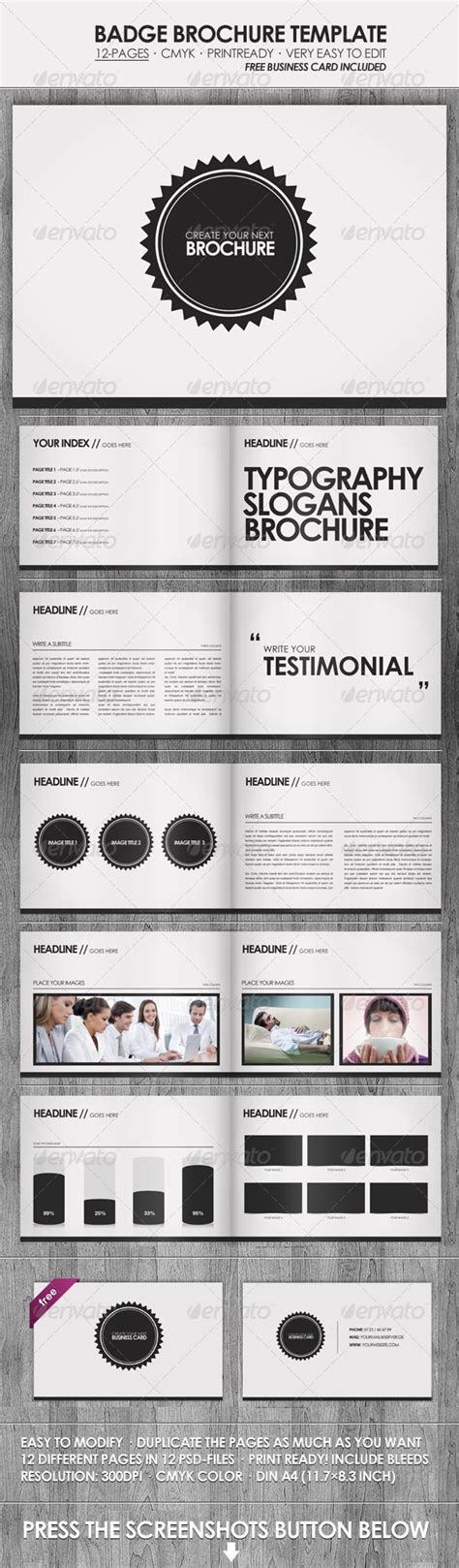 brochure templates kickass pinterest the world s catalog of ideas