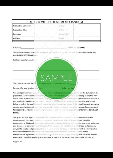 Choreographer Contract Template 80 Images Sle Agreement To Pay Debt Choreographer Job Choreographer Contract Template