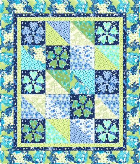 Quilt Pattern Free by Nancy Rink Designs Free Quilt Pattern