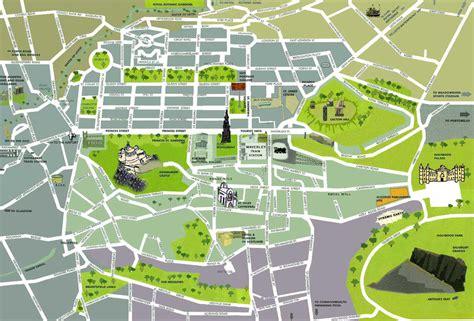 libro edinburgh mapping the city etsy latino where we live donde vivimos