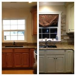 Paint Kitchen Cabinets Before And After My Kitchen Update Annie Sloan Chalk Paint On Cabinets